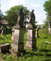 Cmentarz w Zbarażu