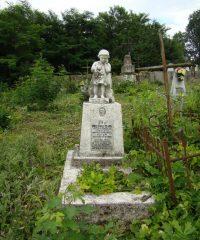 Cmentarz w Borysławiu