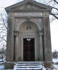 Cmentarz w Połonnem