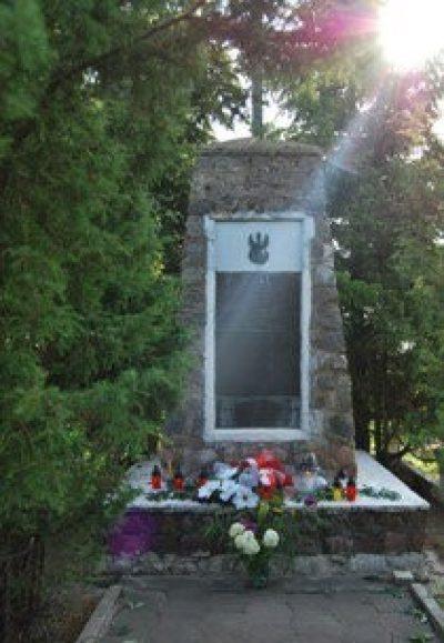 Cmentarz w Stryjówce