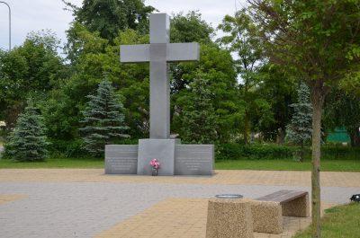 Pomnik pamięci mieszkańcom Ziemi Ejszyskiej