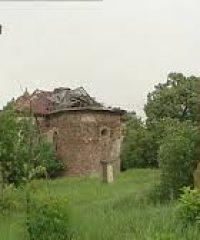 Cmentarz w Szepetówce.